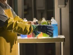 Curso Básico de Segurança em Manuseio de Produtos Químicos